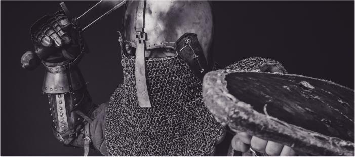 kisah islami majalah arrisalah, duel tegang dua ahli pedang di perang ahzab