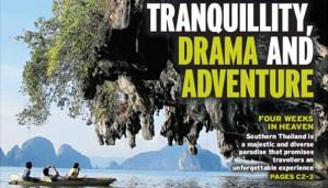 Arrivals Thailand Article Vancouver Province