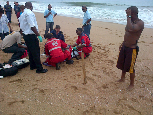 Image result for causes of drowning at a beach  FRIEND OR ENEMY? Young Man Watches His Friend Die While Recording Him Drown At a Beach in Port Harcourt Near Drowning