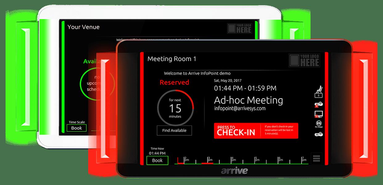 Meeting Room Booking  Panels  Manager  aiav iot  av iot