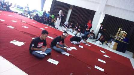 Siswa SMA Ar Rohmah Juara 2 Lomba Poster Pajak 1