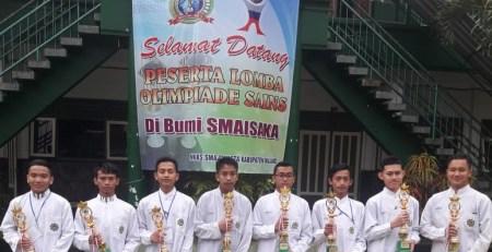 SMA Ar Rohmah Mempertahankan Juara Umum OSK Kabupaten Malang 2019 4