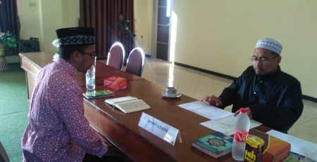Tingkatkan Kompetensi Seluruh tim Kepesantrenan Ar Rohmah Putra telah dan sedang mengikuti tahapan sertifikasi guru Al Qur'an metode UMMI
