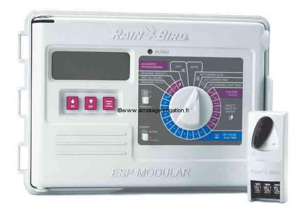 rain bird wiring diagram kenwood kdc 200u programmateur d'arrosage outdoor esp modular - 4, 8 et 12 départs,