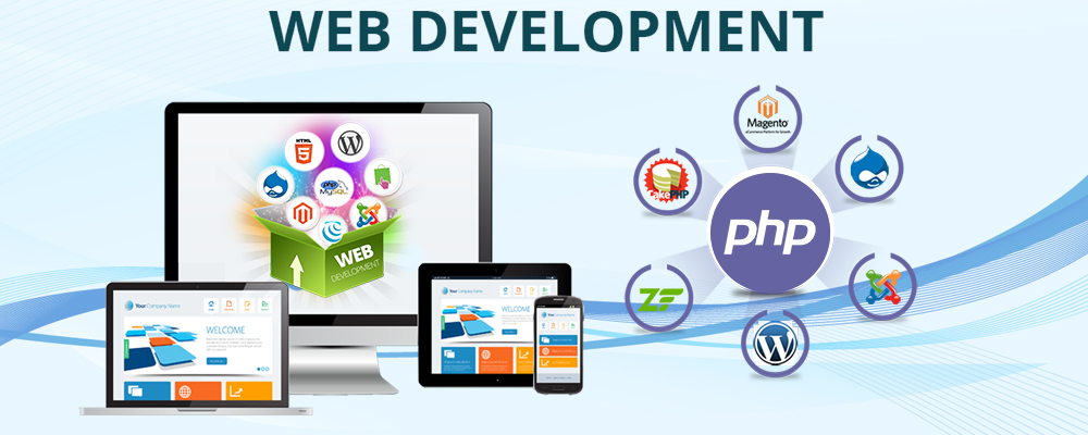 gs web tech web development