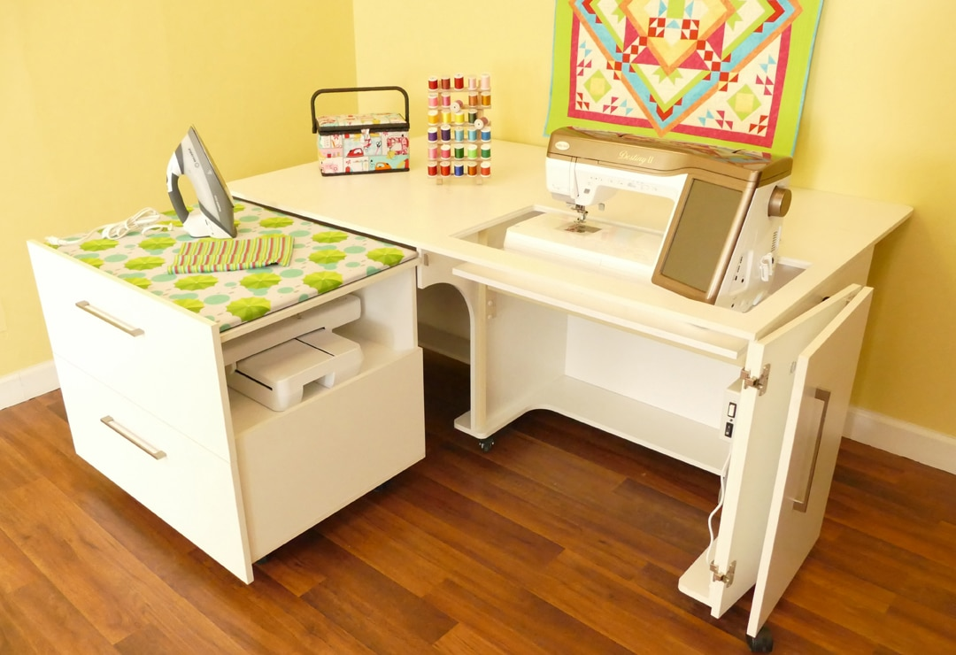 Diva  Arrow Sewing Cabinets