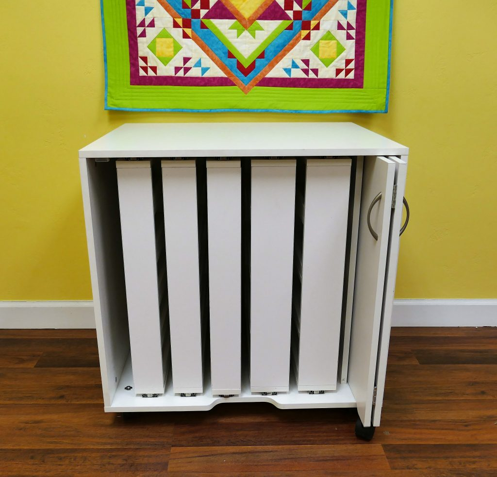 Mod 5 Thread Cabinet  Arrow Sewing Cabinets