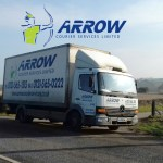 "img src=""Arrow-Couriers-Arrow-5-atego-3.jpg"" alt=""Arrow Courier Services Atego in Countryside with Logo above blue skies"""
