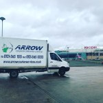 "img src=""Arrow-Couriers-Ricoh-Arena.jpg"" alt=""Arrow couriers Luton with Ricoh arena in the background"""