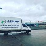 "img src=""Arrow-Couriers-Ricoh-Arena.jpg"" alt=""Arrow couriers Luton with Ricoh arena in the background"""
