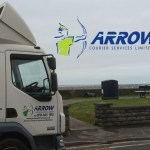 "img src=""Arrow-Couriers-side-with-logo.jpg"" alt=""Arrow couriers truck with sea in the background"""