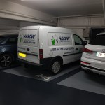 """img src=""""arrow-courier-services-in-France.jpg"""" alt=""""Arrow Courier Services small van in France"""""""