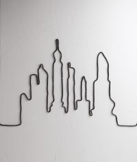 DIY Cable Mural - Wire Wall Art Project | Arrow Fastener