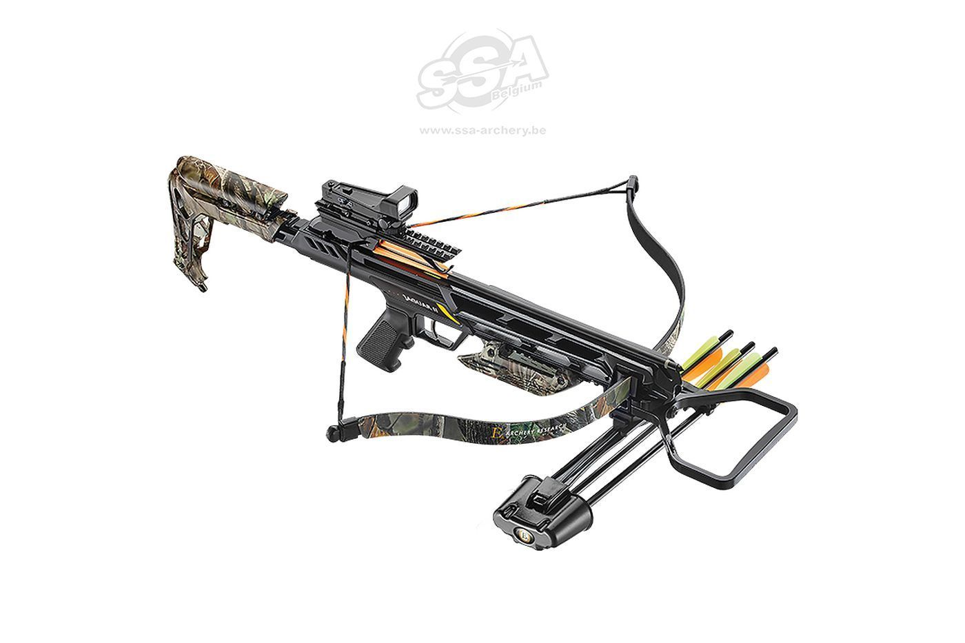 Recurve Armbrust Jaguar Ii Jag Two Camo 175 Lbs Set
