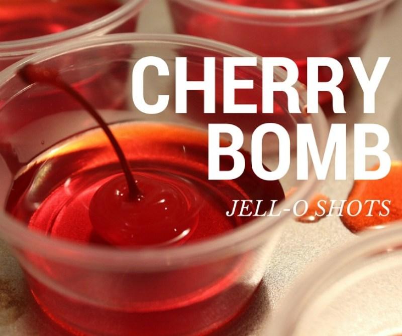 2 Ways To Enjoy Fireball Jell O Shots