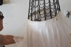 DIY Tulle Skirt-6