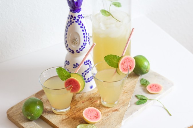 Guavarita Recipe