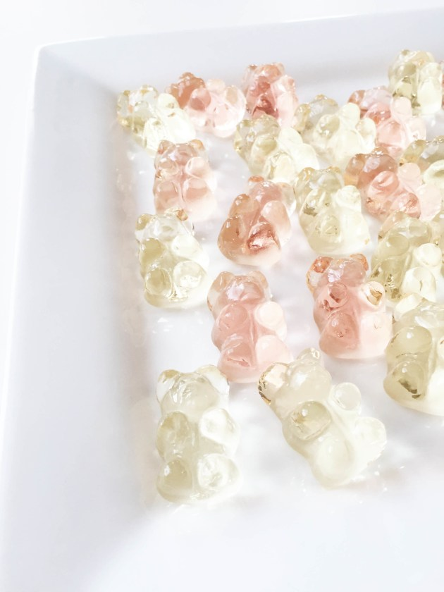 New Years Eve Gummy Bears
