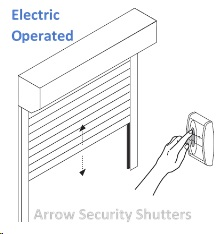 Arrow Security Shutters Limited is one of the leading