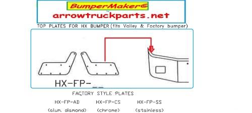 small resolution of bumpermaker peterbilt 367 step plates set back axle 2007 newer