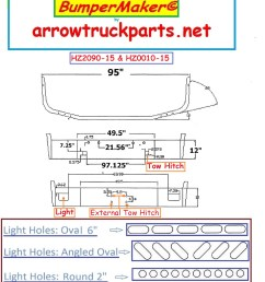 bumpermaker peterbilt 367 set back axle 2007 newer [ 1664 x 2016 Pixel ]