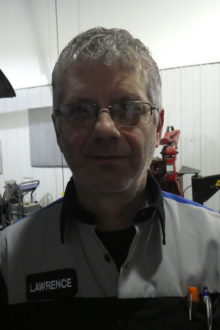 Lawrence Lins - Technician