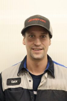 Dan Larsen - Automotive Technician