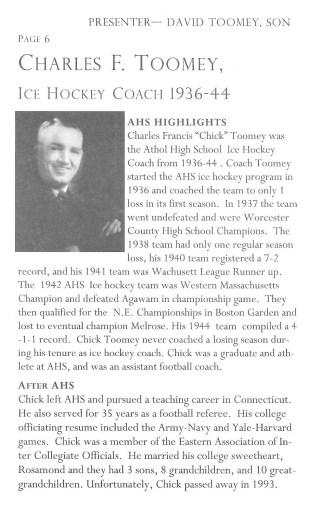 Charles F. Toomey
