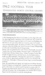 1962 AHS Football Team