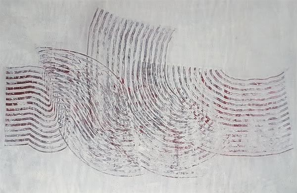 """Hubert Verbruggen expose """"Scarifications"""" à la Maison de la Francité"""