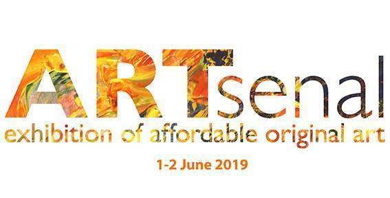 ARTsenal, the exhibition of affordable Art #6 June 2019