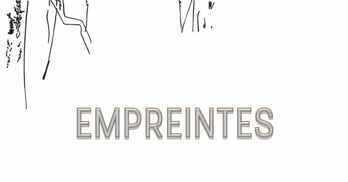 """Exposition """"Empreintes"""" (Nov 2020)"""