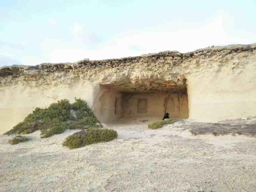 Wardija Punic Temple (Gozo)