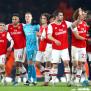 Arsenal 2 0 Manchester United Match Report Arsenal