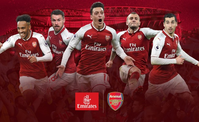 Emirates And Arsenal Sign Record Deal News Arsenal