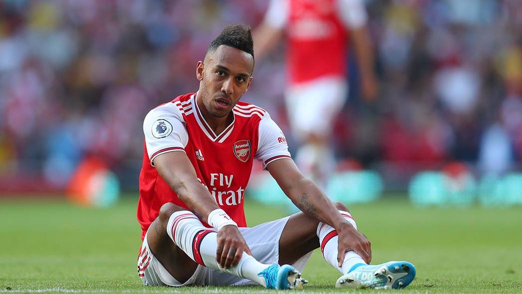Aubameyang We Deserved More Than A Draw Interview