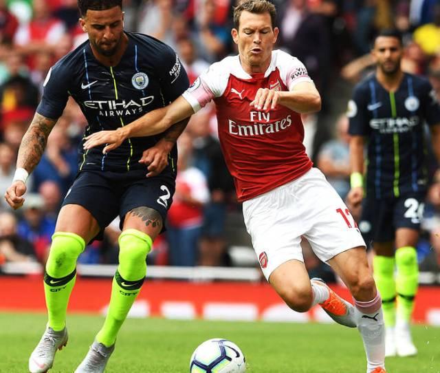 Arsenal   Manchester City Match Report Arsenal Com