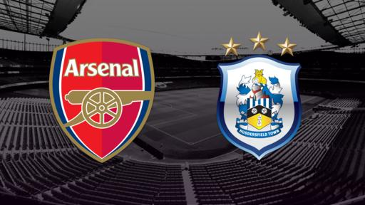 ArsenalvHuddersfield
