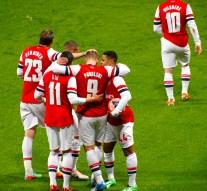 Arsenal-Shorts