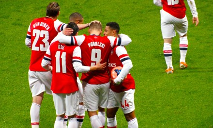 Piers Morgan reacts to Arsenal's 3-2 victory over Swansea