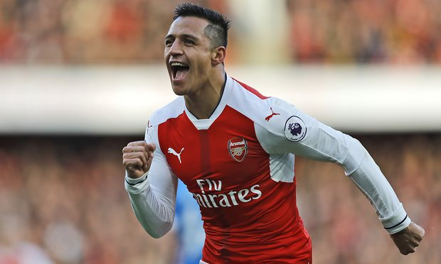 Arsenal 3-1 Bournemouth – Sanchez at the double as Cherries pipped at the post