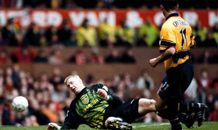 Video: Who can forget this goal against Man United?