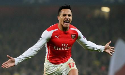 Arsenal fans on Twitter react to brilliant Sanchez display against West Ham