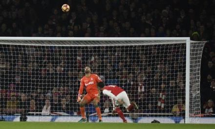 Report: Arsenal 3-1 Stoke