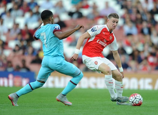 Deal done: Arsenal complete another deal for promising youngster
