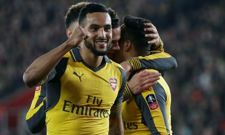 Report: FA Cup 4th Round – Southampton 0-5 Arsenal