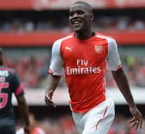 Arsenal v Benfica - Emirates Cup