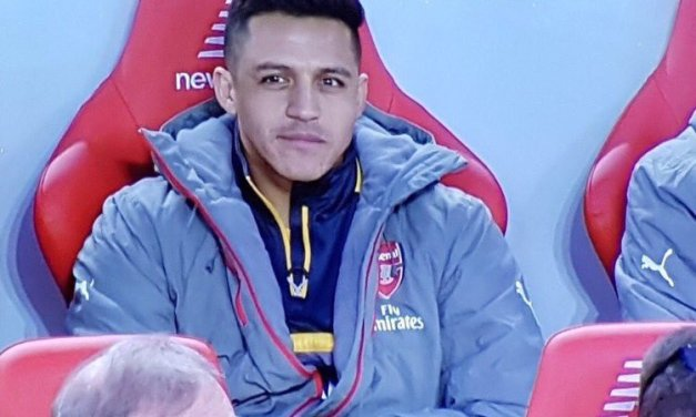 Hleb wants Sanchez to stay at Arsenal