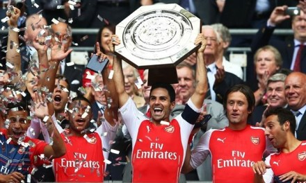 Arsenal v Chelsea – Community Shield details confirmed