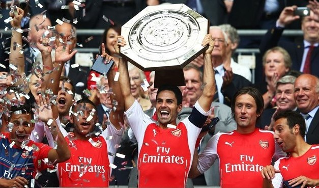 Arsenal v Chelsea – Community Shield details confirmed